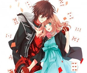 anime, in love, and amnesia image