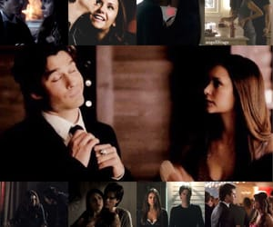 dance, vampire, and elena gilbert image