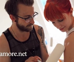 friendship, hayley williams, and paramore image