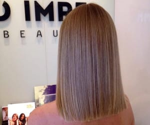 hairstyle, medium length, and medium bob image
