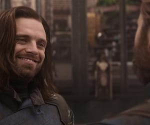 Marvel, bucky barnes, and Avengers image
