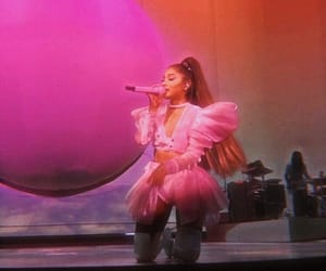 tour, sweetener, and ariana grande image