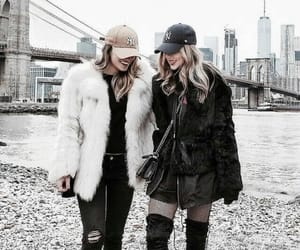 fashion and best friends image