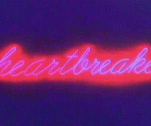 heartbreaker, light, and neon image