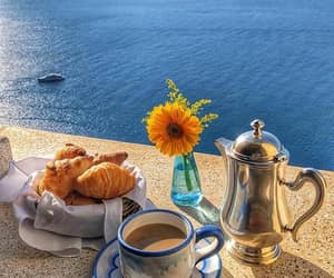 breakfast, coffee, and italy image