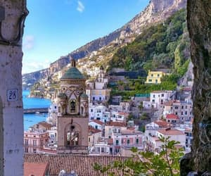 Amalfi coast, architecture, and Island image
