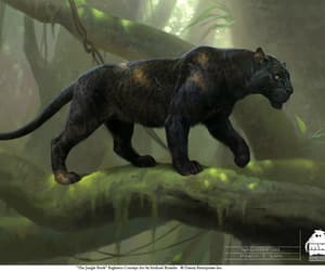 art, michael kutsche, and panther image