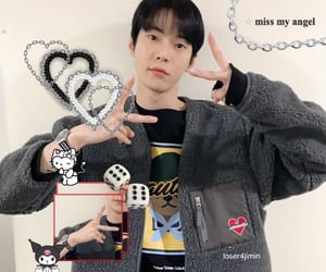 cyber, kpop, and sanrio image