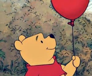 animated, disney, and balloon image