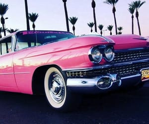 automobiles, cadillac, and vintage image