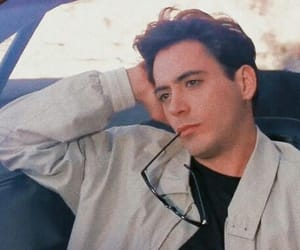 90s, beauty, and robert downey jr image