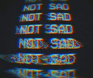 black, sad, and alternative image