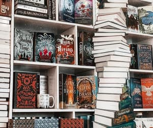 I want to live in a book