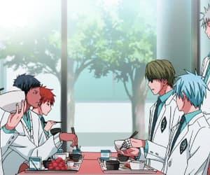 anime, aomine daiki, and anime boys image