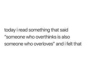 overthinks image