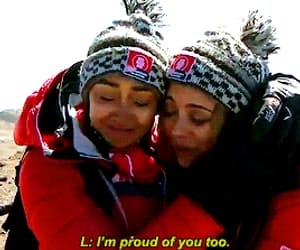 best friends, gif, and leigh-anne pinnock image