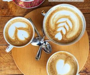 coffee, drinks, and bautiful image