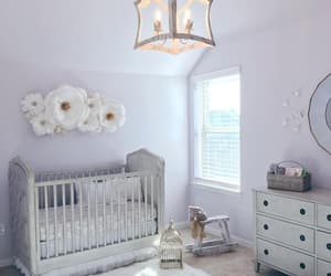 baby room, comfy, and decor image