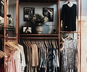 clothes, closet, and design image