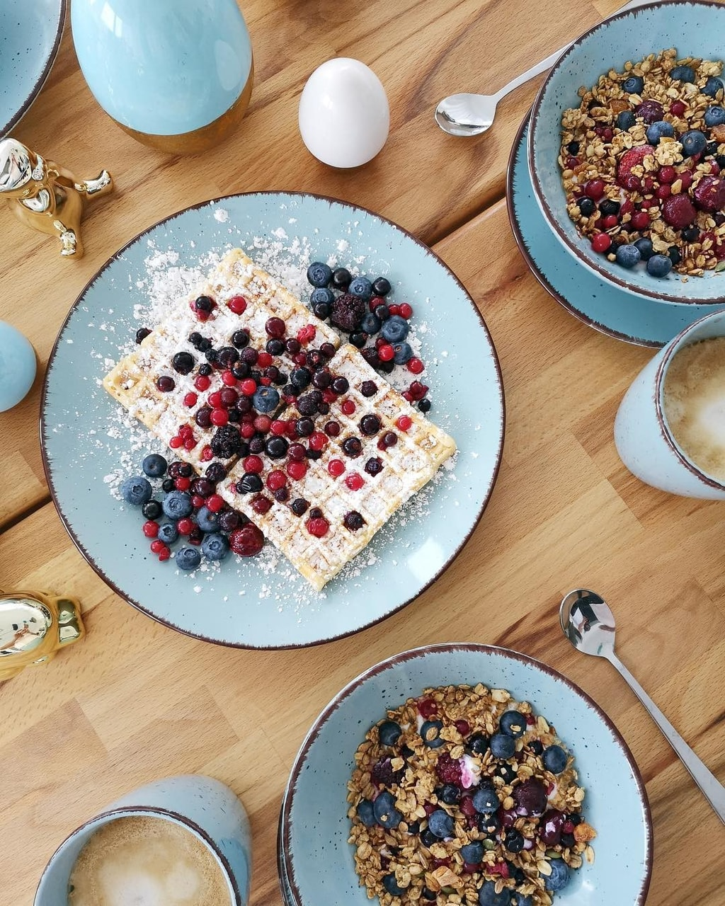 breakfast, cutest, and food image