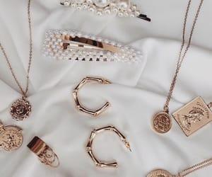 jewelry, beautiful, and earrings image