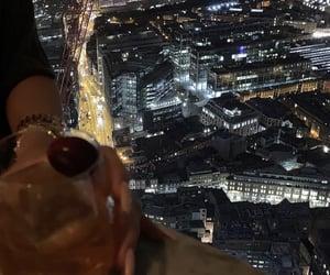 drinks, night views, and the shard image