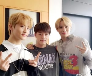 mark, jungwoo, and taeil image