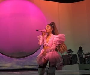 celebrities, pink, and ariana grande image