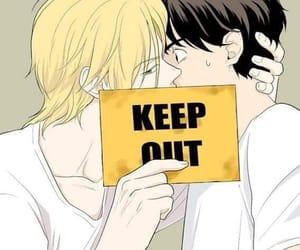 anime, ash, and kiss image