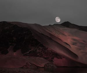 theme, aesthetic, and moon image