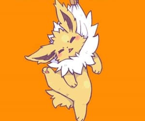 pokemon and jolteon image