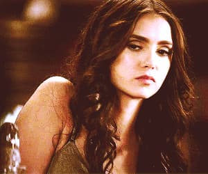 gif, the vampire diaries, and katherine petrova image