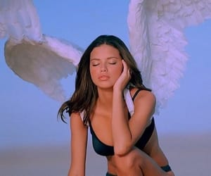 90s, Adriana Lima, and alternative image
