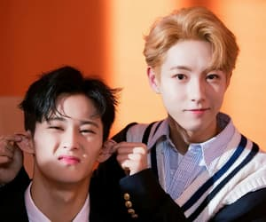mark, SM, and nct dream image