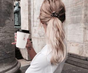 bandana, blonde, and life image
