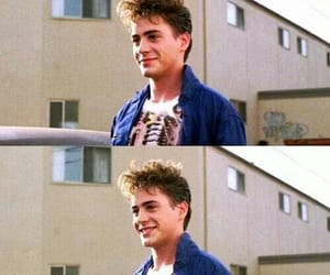 young and robert downey jr image