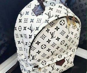 bag, luxury, and white image