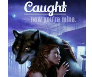 book, reading, and werewolf image