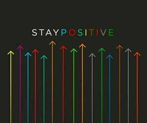 wallpaper and stay positive image