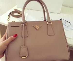 Prada and bag image