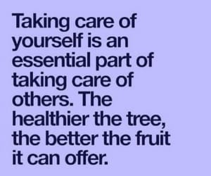 self care and love image