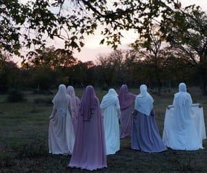 goals, hijab, and islam image