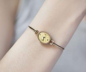 etsy, watch bracelet tiny, and tiny bracelet watch image