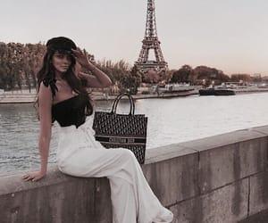 bag, frança, and city image