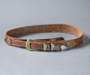 etsy, western belt, and woman belt ornament image