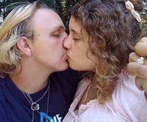 couple, young love, and honeymoon image