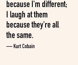 cobain, kurt, and different image