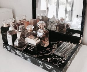 perfume, beauty, and rings image