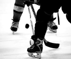 hockey, ice, and player image