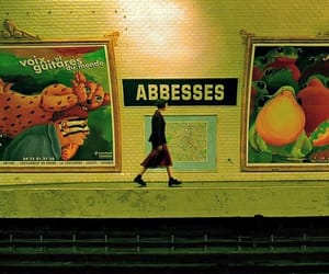 amelie, grunge, and movie image